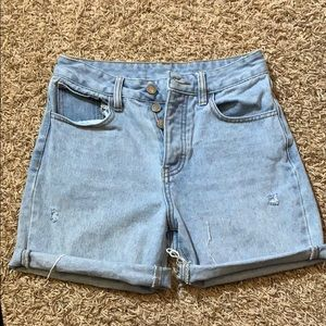 Size small high rise jeans
